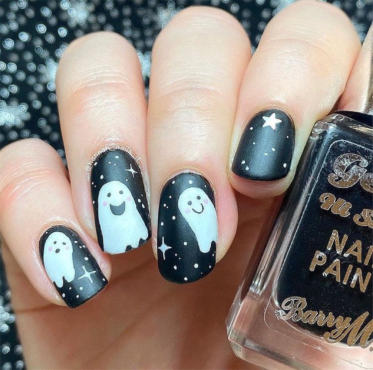 38 Halloween Nail Designs ideas 2021